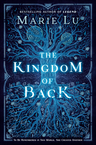 Cover of The Kingdom of Back