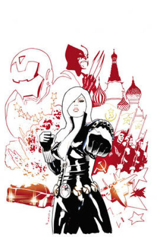 Cover of Black Widow: The Name Of The Rose