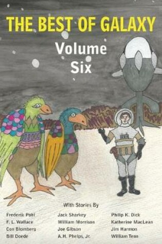 Cover of The Best of Galaxy Volume Six