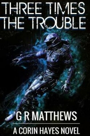 Cover of Three Times the Trouble