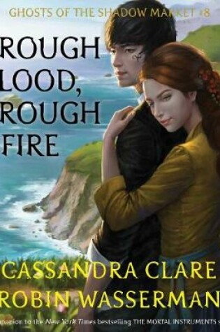 Cover of Through Blood, Through Fire