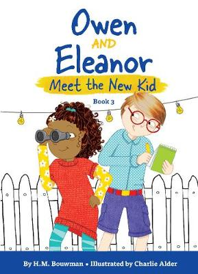 Book cover for Owen and Eleanor Meet the New Kid