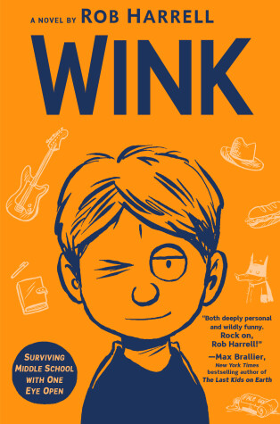 Cover of Wink
