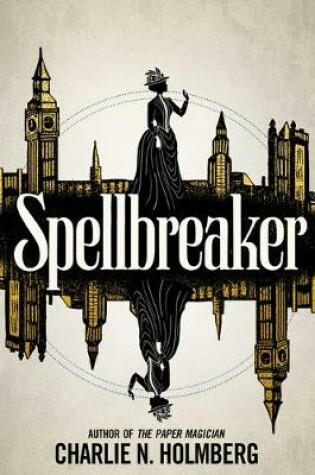 Cover of Spellbreaker