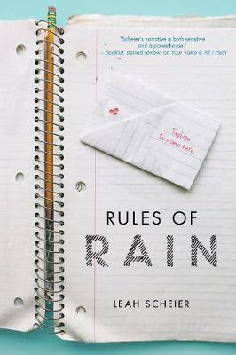 Cover of Rules of Rain