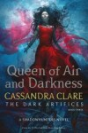 Book cover for Queen of Air and Darkness