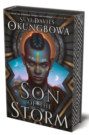 Cover of Son of the Storm