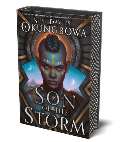 Book cover for Son of the Storm