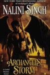 Book cover for Archangel's Storm