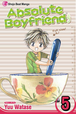 Cover of Absolute Boyfriend, Vol. 5