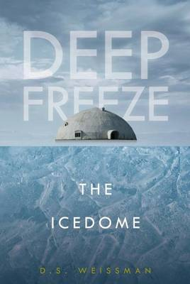 Cover of The Icedome #3