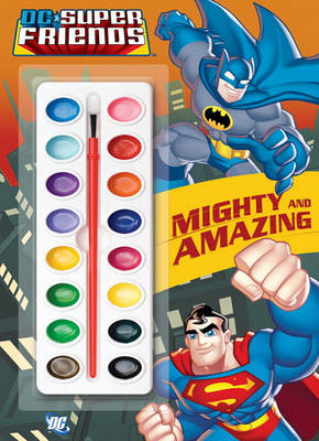 Cover of Mighty and Amazing