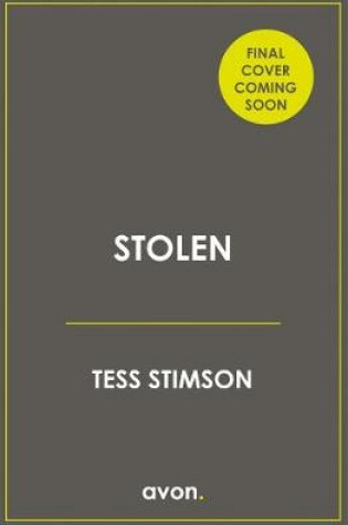 Cover of Stolen
