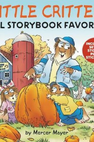 Cover of Little Critter Fall Storybook Favorites
