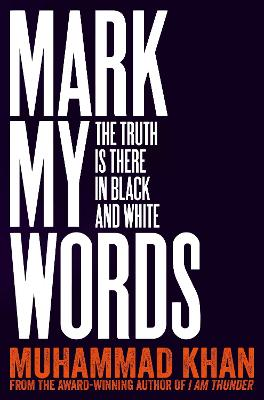 Cover of Mark My Words