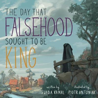 Cover of The Day that Falsehood Sought to be King
