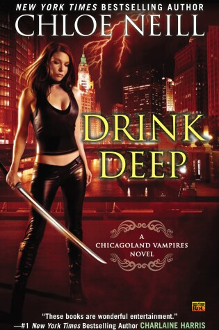 Cover of Drink Deep