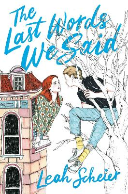 Book cover for The Last Words We Said