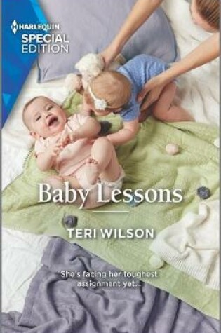 Cover of Baby Lessons
