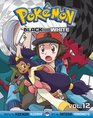 Cover of Pokemon Black and White, Vol. 12