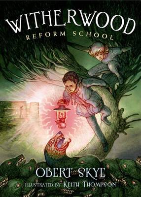 Cover of Witherwood Reform School