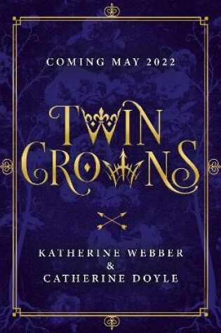 Cover of Twin Crowns