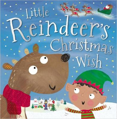 Cover of Little Reindeer's Christmas Wish