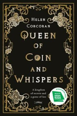 Cover of Queen of Coin and Whispers
