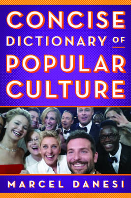 Cover of Concise Dictionary of Popular Culture