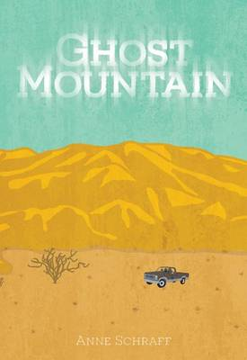 Cover of Ghost Mountain