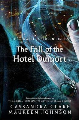 Book cover for The Fall of the Hotel Dumort