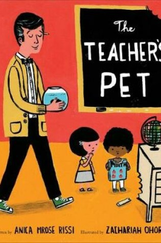 Cover of The Teacher's Pet