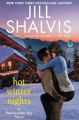 Cover of Hot Winter Nights