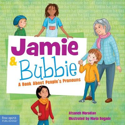 Cover of Jamie and Bubble