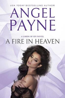 Book cover for A Fire in Heaven