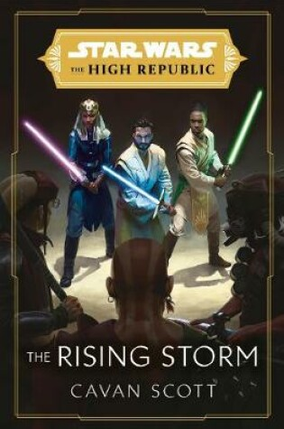 Cover of The Rising Storm