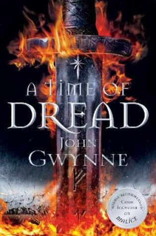 Cover of A Time of Dread
