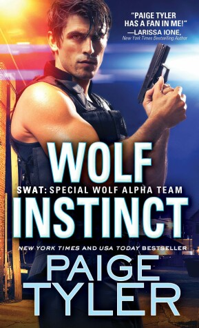 Cover of Wolf Instinct
