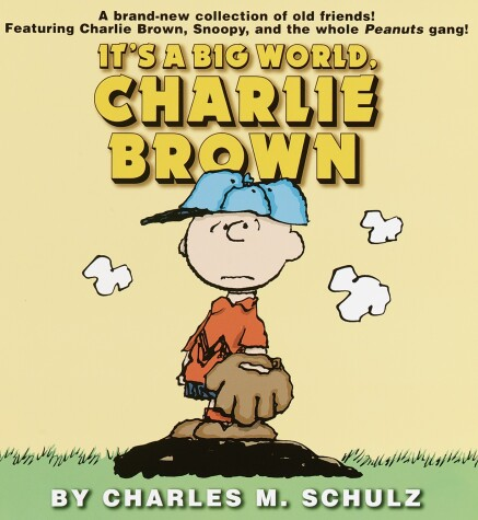 Cover of It's a Big World, Charlie Brown