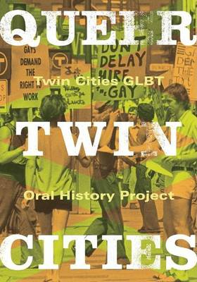 Cover of Queer Twin Cities