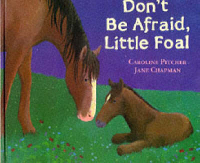 Cover of Don't be Afraid, Little Foal