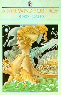 Cover of A Fair Wind for Troy