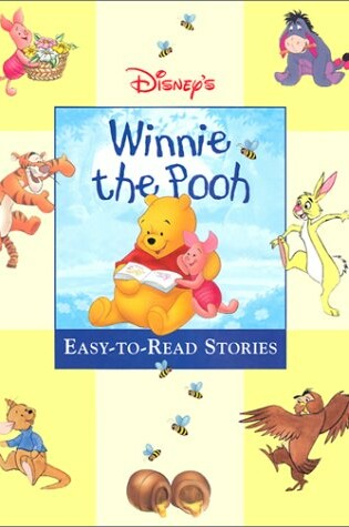Cover of Disney's Winnie the Pooh Easy-to-Read Stories