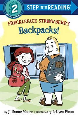 Cover of Freckleface Strawberry: Backpacks!