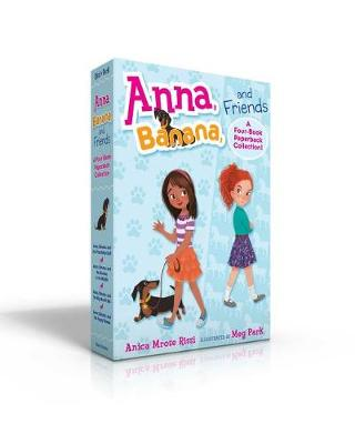 Cover of Anna, Banana, and Friends--A Four-Book Paperback Collection!