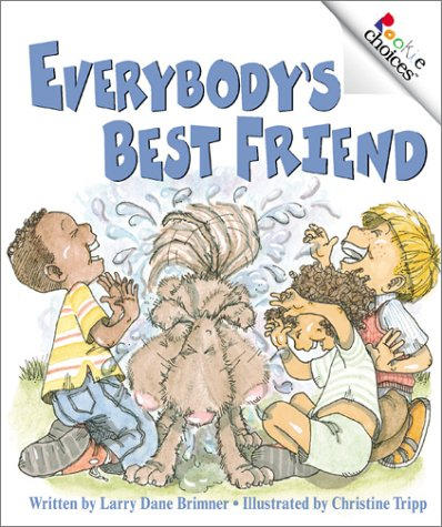 Cover of Everybody's Best Friend