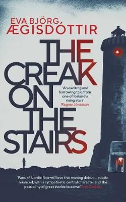 Cover of The Creak on the Stairs