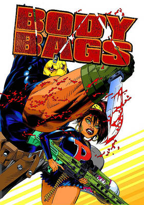 Cover of Body Bags Volume 1: Fathers Day