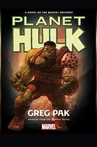 Cover of Planet Hulk