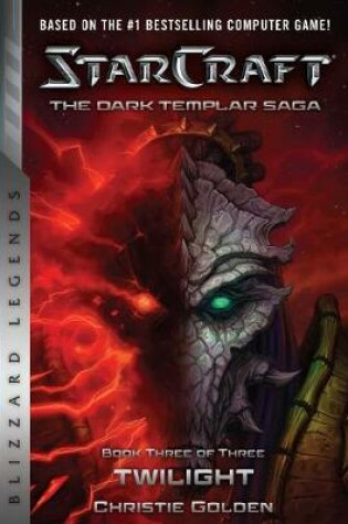 Cover of StarCraft: The Dark Templar Saga #3: Twilight